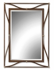 Uttermost Thierry Bronze Mirror
