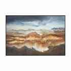 Uttermost Valley Of Light Landscape Art