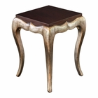 Uttermost Verena Champagne End Table