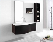 "Virtu USA 48"" Single Bathroom Vanity set Isabelle Espresso VU-ES-1048"