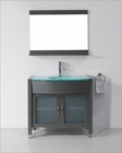 Virtu USA Ava Grey 36in Single Bathroom Set VU-UM-3071-G-GR