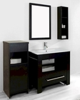Virtu USA Espresso 36in Single Bathroom Set Masselin VU-ES-2436-C-ES