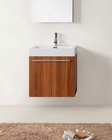 Virtu USA Midori Plum 24in Single Vanity Cabinet VU-JS-50124-PL-PRT