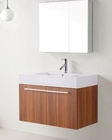 Virtu USA Plum 36in Single Bathroom Vanity Set Midori VU-JS-50136-PL