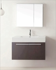 Virtu USA Wenge 36in Single Bathroom Vanity Set Midori VU-JS-50136-WG