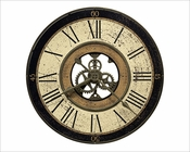 Wall Clock Brass Works by Howard Miller HM-625542