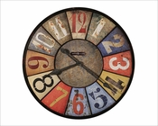 Wall Clock County Line by Howard Miller HM-625547