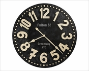 Wall Clock Fulton Street by Howard Miller HM-625557