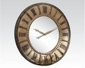 Wall Clock in Antique Style by Acme Furniture AC97093