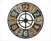 Wall Clock Prairie Ridge by Howard Miller HM-625580