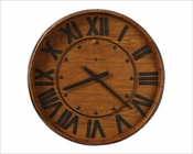 Wall Clock Wine Barrel Wall by Howard Miller HM-625453