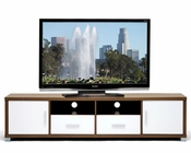 Warehouse Interiors Chisholm Modern TV Stand with Doors BS-CA3302252