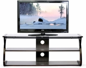 Warehouse Interiors Sculpten Modern TV Stand with Shelves BS-AA-TV-10