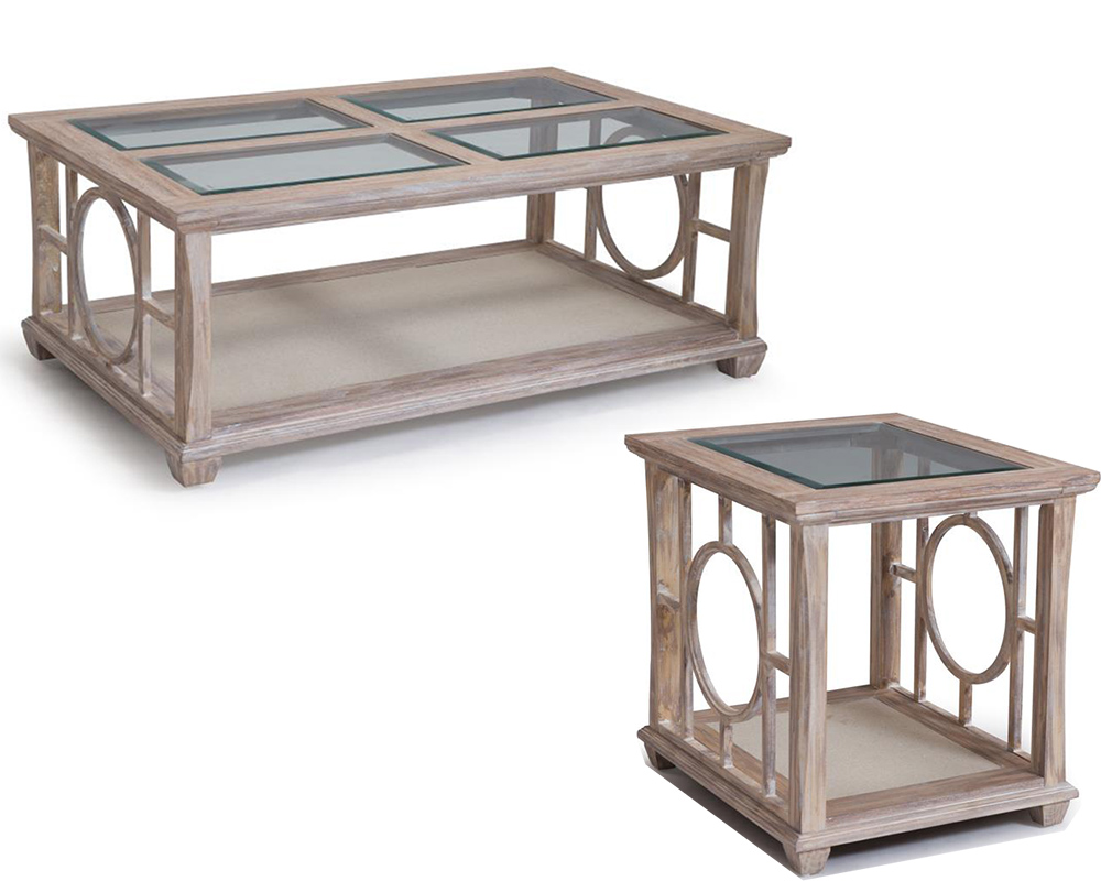 Wood Coffee Table Sets