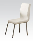 White Side Chair Kilee by Acme Furniture AC70992 (Set of 4)