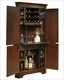 Wine & Bar Cabinet Norcross by Howard Miller HM-695-111