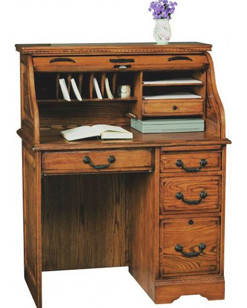 Winners Only 36 Quot Computer Desk With Roll Top Wo H136r