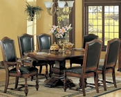 Winners Only Ashford 7 Pieces Dining Room Set WO-DA44872s