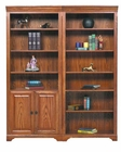 Winners Only Bookcases with Shelves WO-HM132BBD