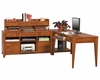 Winners Only Corner Home Office Set with Writing Desk WO-GT260-1
