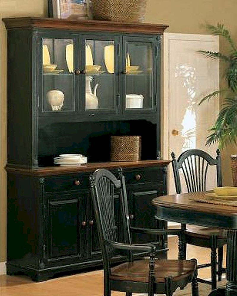 credenza style trim buffet highlights with cottages distressed cottage black solid furnitologist sideboard antique wood gold