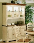 Winners Only Cottage Honey/Buttermilk Buffet/Hutch WO-DC560BHHB