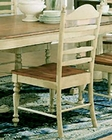 Winners Only Cottage Ladder Back Side Chair WO-DC550SHB (Set of 2)
