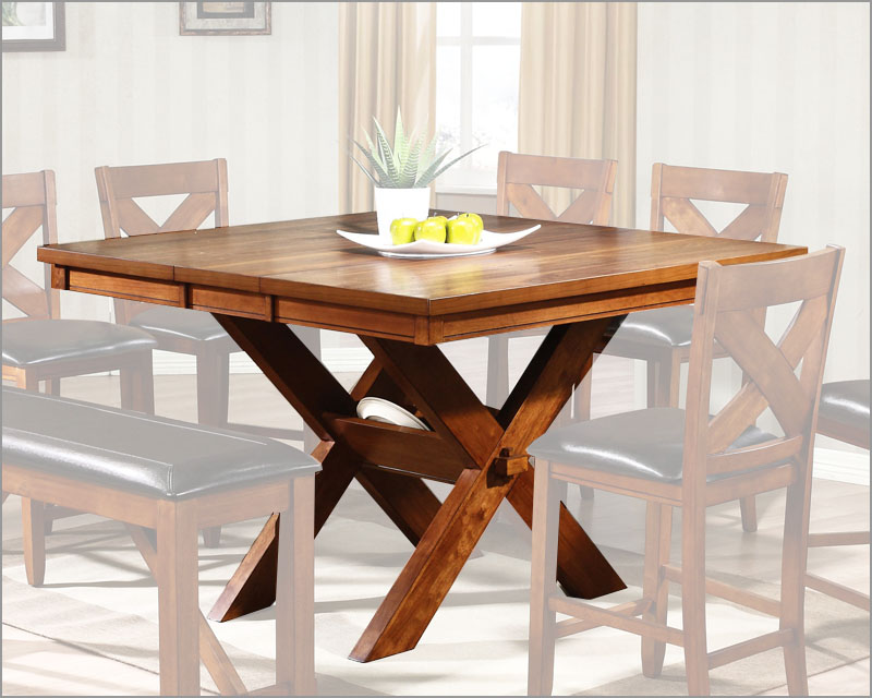 Winners Only Counter Height Dining Table Edgewater