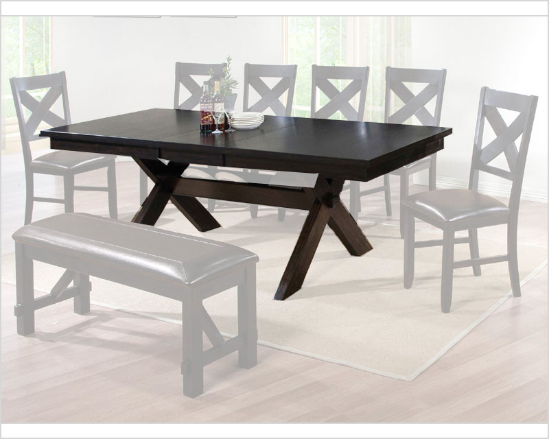 Winners Only Dining Table Edgewater in