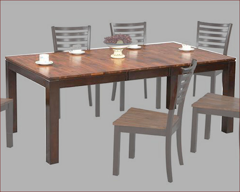 new product 9ae24 e12ee Winners Only Dining Table Fifth Avenue in Acacia WO-DFA4278
