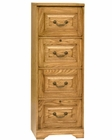 Winners Only Four Drawer File Cabinet WO-H341