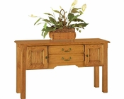 Winners Only Heritage Sofa Table WO-141S/51S