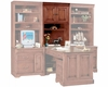 Winners Only Hutch with Door WO-KM132DH