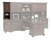 Winners Only Left Hutch with Door WO-CKM118HL