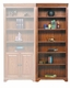 Winners Only Open Bookcase with Shelves WO-HM132BR