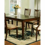 Winners Only Topaz Cherry Dining Table WO DTC24278