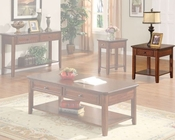 Winners Only Topaz Cherry End Table WO-ATC100E