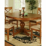 Winners Only Topaz Cinnamon Oval Dining Table WO DT24866