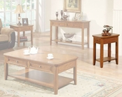 Winners Only Topaz Cinnamon Small End Table WO-AT101E