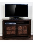 Woodland TV Console by Sunny Designs SU-3484DT