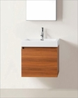 Zuri Plum 24in Single Bathroom Vanity by Virtu USA VU-JS-50324-PL-PRT