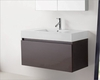 Zuri Wenge 39in Single Bathroom Vanity by Virtu USA VU-JS-50339-WG-PRT