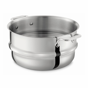 All-Clad 3 Qt. Universal Steamer with 2 Loops - 4703-ST2