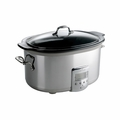 All-Clad 6.5 Qt. Slow Cooker w/Black Ceramic Insert - 99009