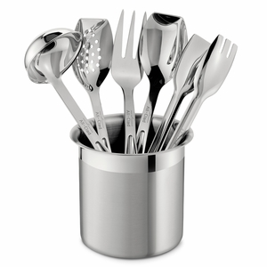 All-Clad 6-Pc Cook Serve Tool Set - T236