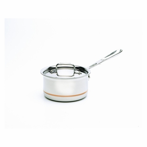 All-Clad Copper Core 1.5 Qt. Sauce Pan w/Lid - 6201-5SS