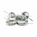 All-Clad Copper Core 14-Pc Cookware Set - 60090