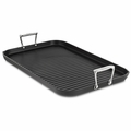 "All-Clad Hard Anodized 13"" x 20"" Nonstick Grande Grille - 3013"