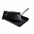 All-Clad Hard Anodized Nonstick Panini Pan w/Press - 39902