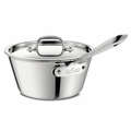 All-Clad Stainless Steel 2.5 Qt. Windsor Pan w/Lid - 4212-5